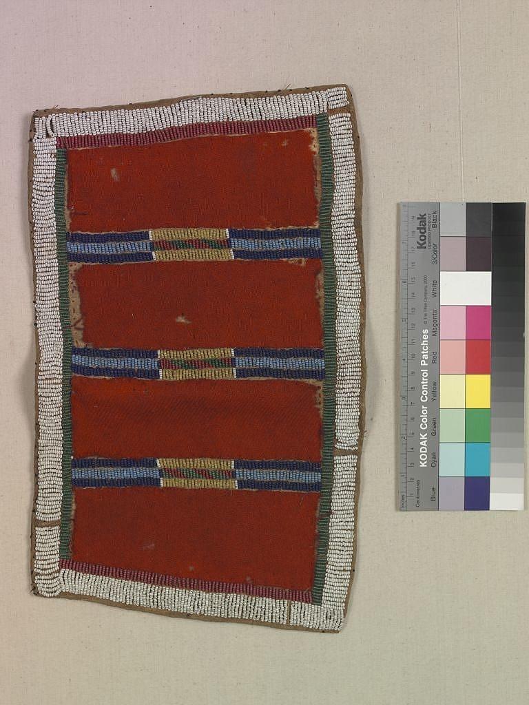Obrázek 13 - Legíny- Plateau. American Museum of Natural History- New York- USA- kat. č. 502 6602.