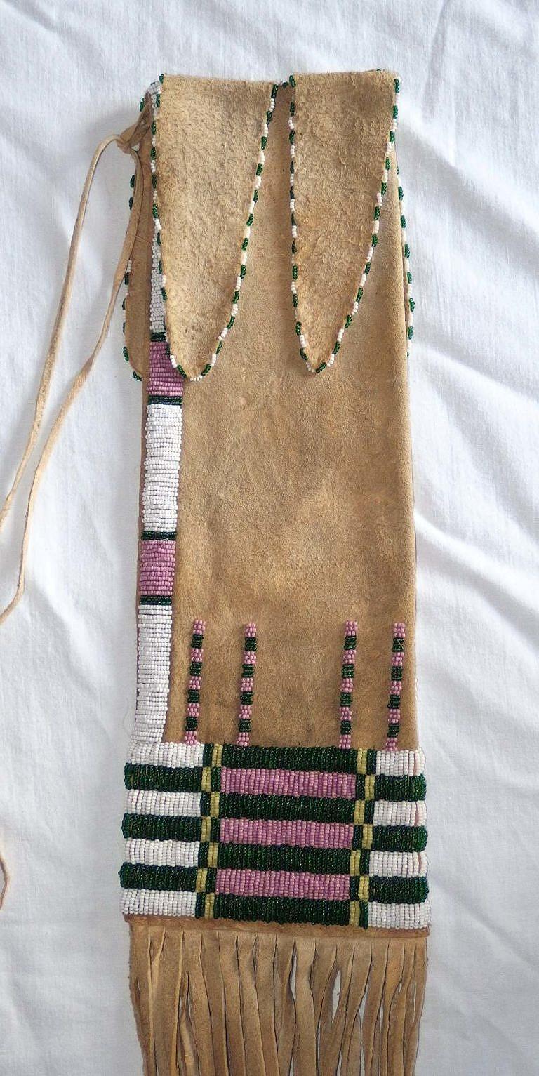 Dýmkový vak kmene Šajen.