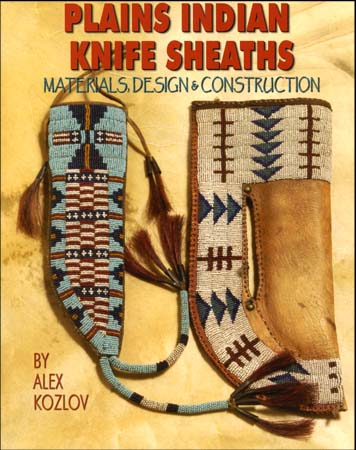 Obal knihy Knife Sheaths..