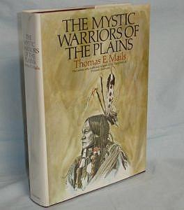 Kniha Mystic Warrior of the Plains.