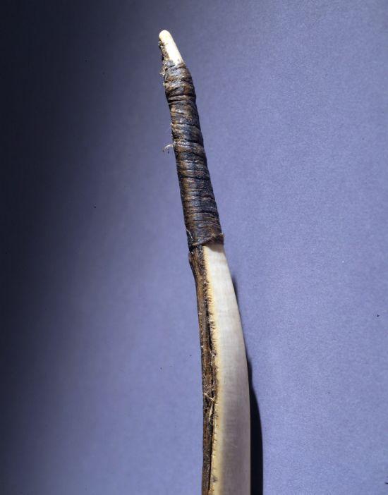 Detail luku z předchozí fotografie.
