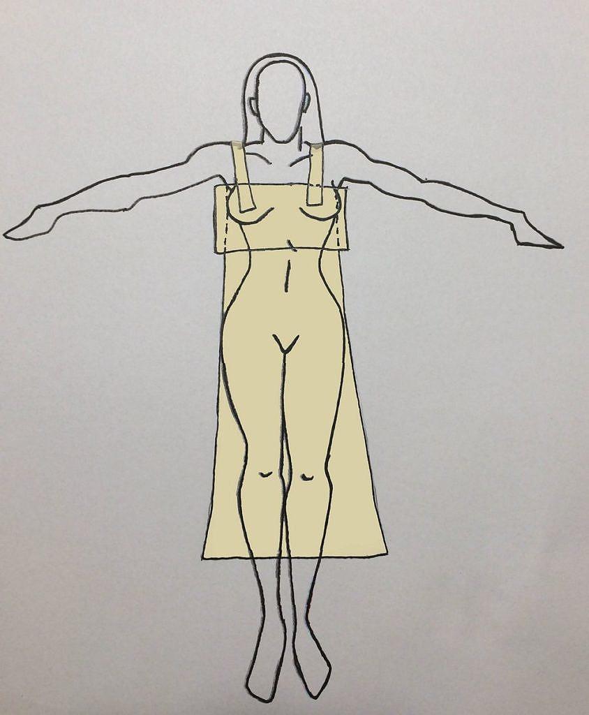 Ramínkové šaty
