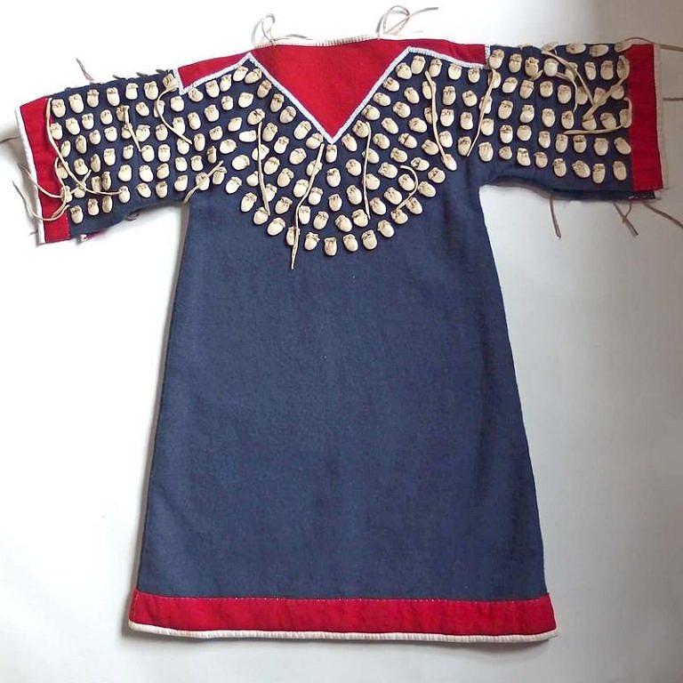 Indiánské šaty