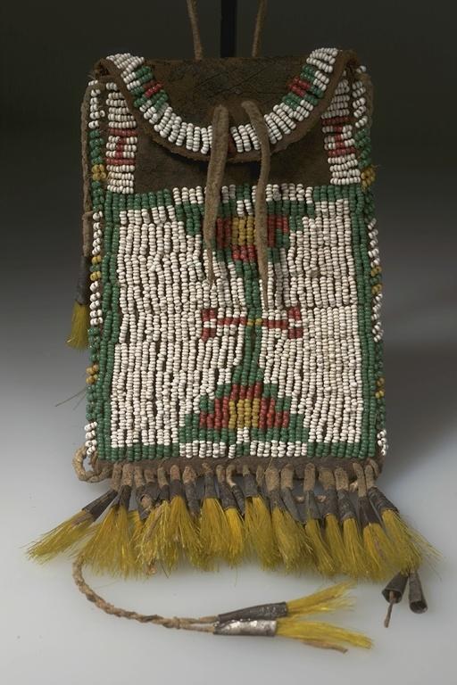 Váček na ocílku kmene Arapaho
