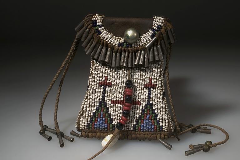 Váček kmene Kajova nebo Arapaho