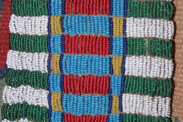 Korálky seed beads