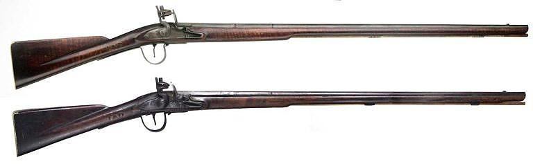 Northwest trade gun neboli severozápadní komerční puška.