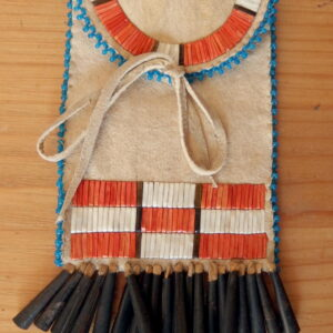 Indiánský váček na ocílku
