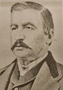 James Bordeaux, francouzský obchodník, který si vzal za manželku indiánku z kmene Sičangujských Lakotů, sestru Hbitého medvěda.