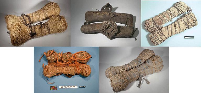 Sedla z arizonské pouště jsou dílem kmenů Pima a Papago. Kontrukcí připomínají polštářová sedla ze severních a centrálních plání.