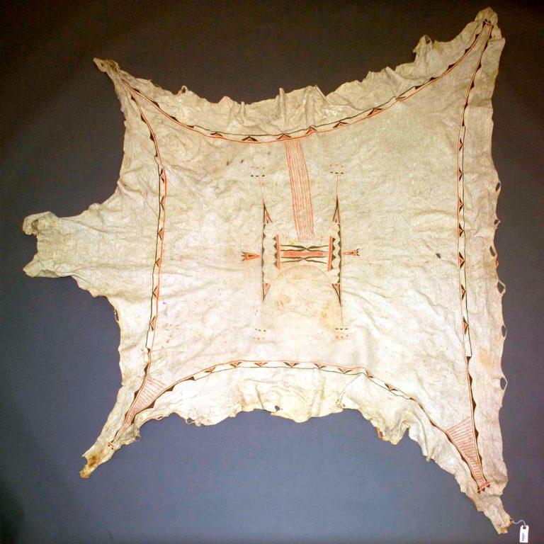 Plášť z jižních plání. Označen jako Arapažský. Splendid Heritage.
