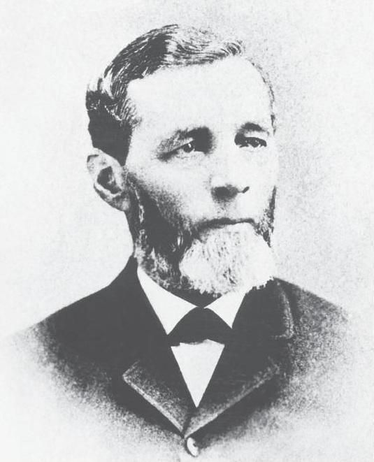 Benjamin Tyler Henry, konstruktér první úspěšné opakovačí pušky, která nesla i jeho jméno.