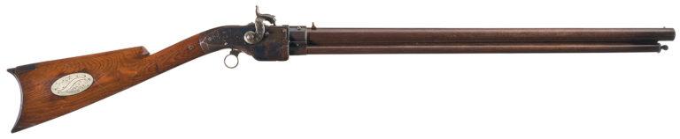 Puška Smith-Jennings byla neúspěšným pokusem o opakovací pušku. Dnes však patří ke sběratelským lahůdkám.