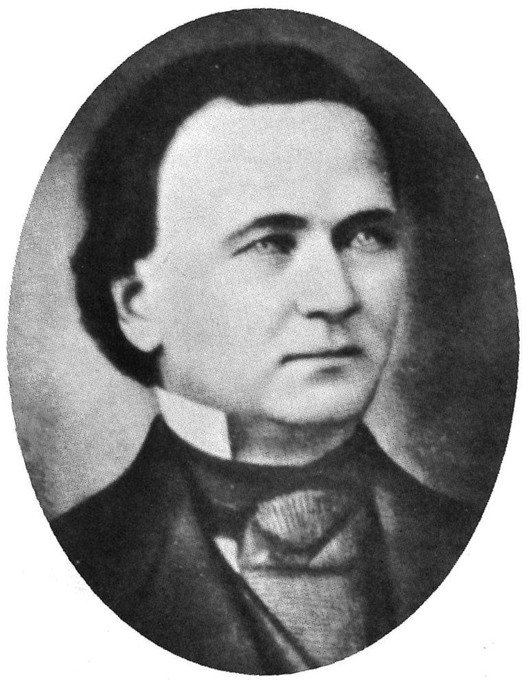 Walter Hunt, praotec pákových opakovaček.