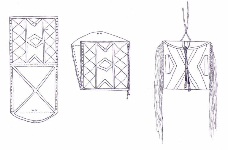 Schéma výroby ploché tašky.